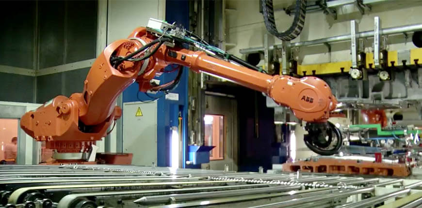 CNC Machine Robotics