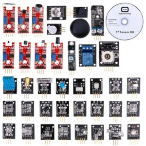 37pc Arduino Sensor Kit