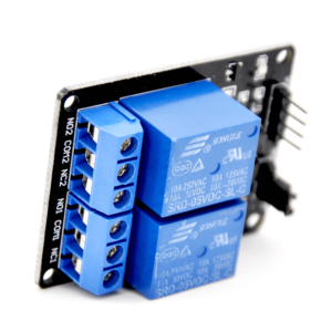 2 Channel Relay Module with Optocoupler