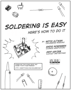 Soldering is Easy eBook - MightyOhm