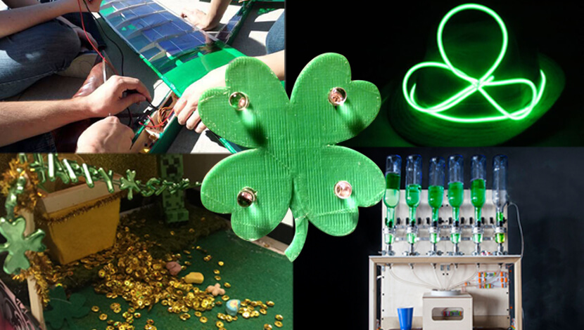 5 Green Projects for St. Patrick's Day