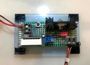LM350 Adjustable Voltage Regulator - Variable Power Supply In Miniature