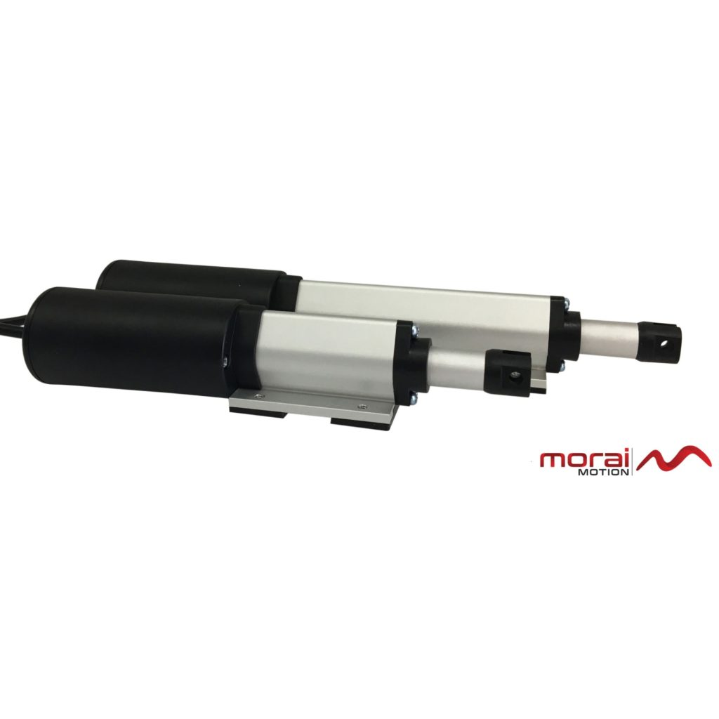 Inline Stealth Micro Linear Actuators – Morai Motion